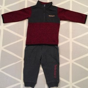 Timberland Baby Boys Set, 18 Months